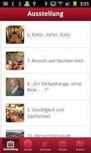 Weinbaumuseum Stuttgart- screenshot thumbnail