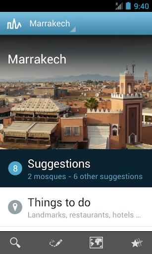 Marrakech Guide by Triposo