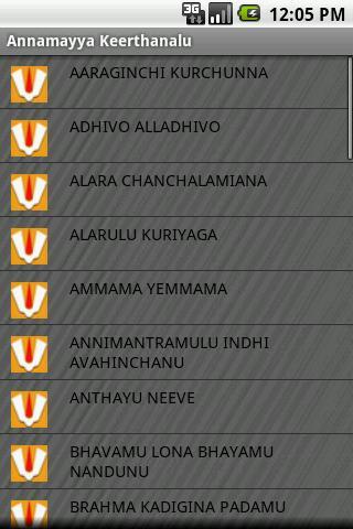 Annamayya Keerthanalu