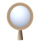 Hand mirror app