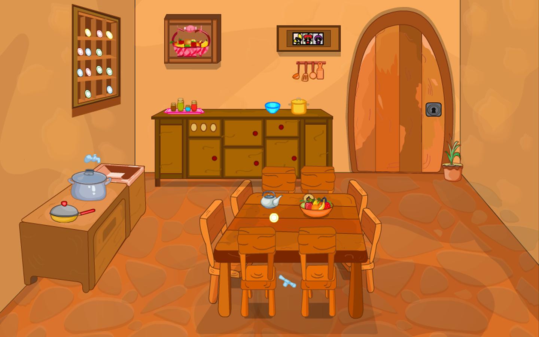 Escape game wooden dining room aplicaciones android en for O significado de dining room