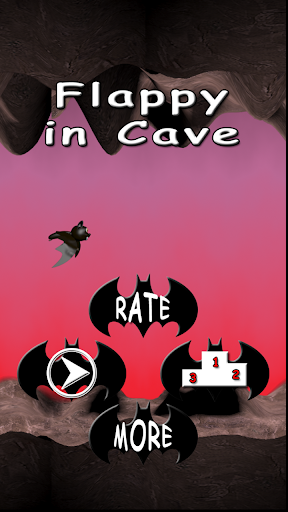 Flappy in Cave