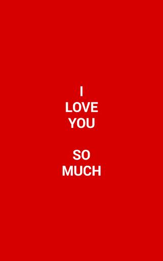 Love You So Much Valentine 14