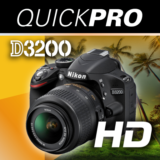 Nikon D3200 from QuickPro 攝影 App LOGO-APP開箱王