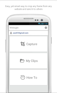 Web Clipper - Capture Snapshot - screenshot thumbnail