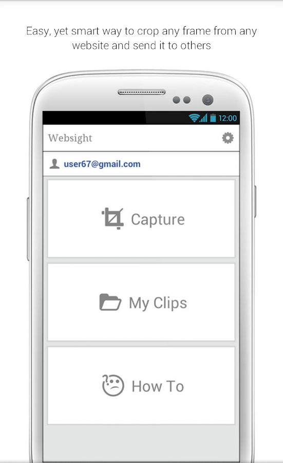 Web Clipper - Capture Snapshot - screenshot