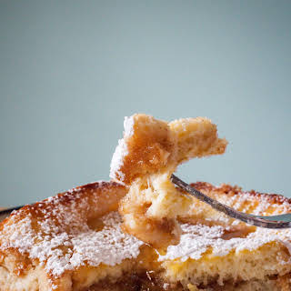 French Toast Casserole.
