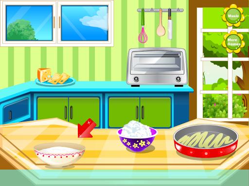 芝士蛋糕烹飪遊戲
