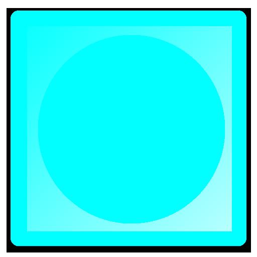 Cyan Sky Apex Theme 個人化 App LOGO-APP試玩