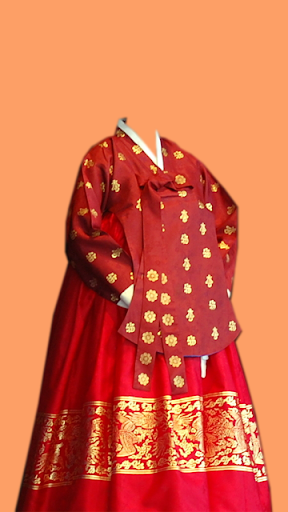 Hanbok Suit Fashion Wear