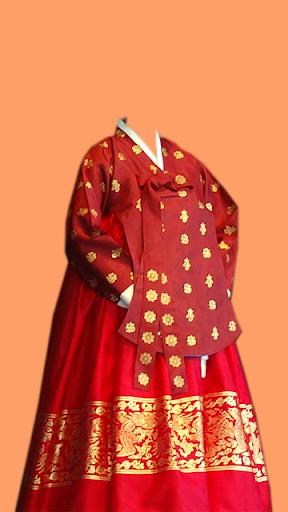 Hanbok Suit Fashion Wear