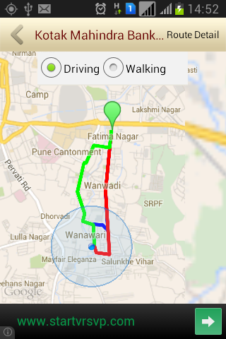 GPS Route Tracker-Find Near By