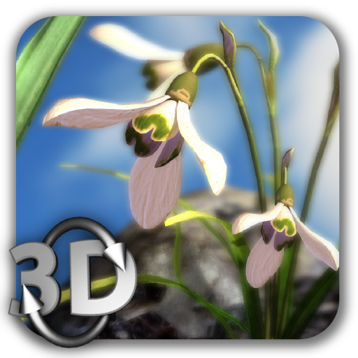 Nature Live❁ Spring Flowers XL app for Android
