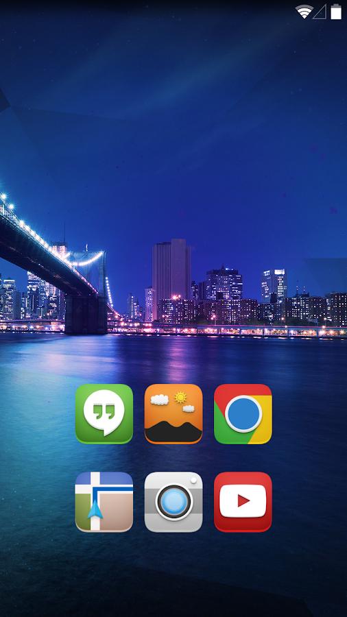 Vibe - Icon Pack - screenshot