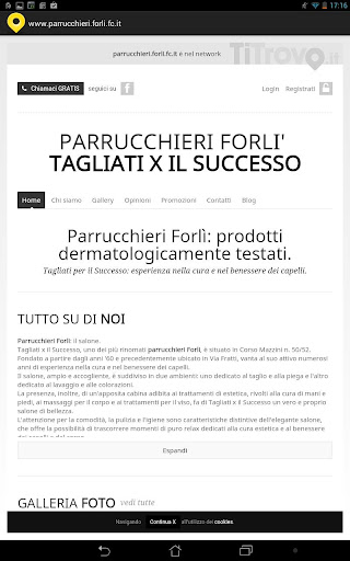 Parrucchieri Forli FC