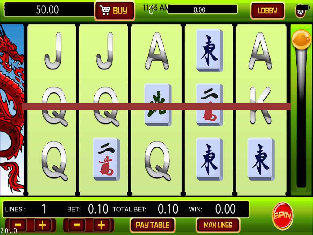 Saint of Mahjong Slot Machine - Play Free Casino Slot Games
