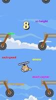 Screenshot of Fly Doge