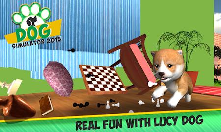Dog Simulator 2015 1.1 screenshot 70036