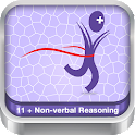 11+ Non Verbal Reasoning icon