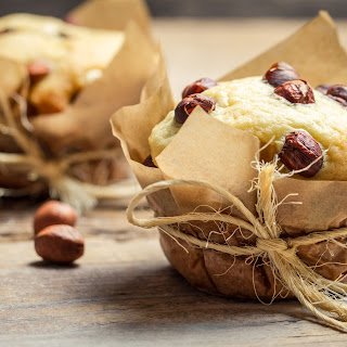 Vanilla Hazelnut Muffins Recipe