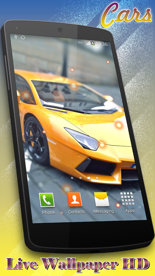 cars live wallpaper hd android apps on google play