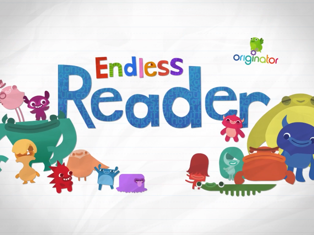 Endless Reader- screenshot