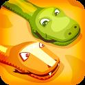 Snake 3D Revenge Free icon