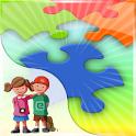 Kids Swap Puzzle #2 logo