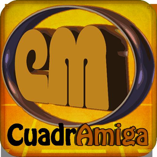 CuadrAmiga LOGO-APP點子