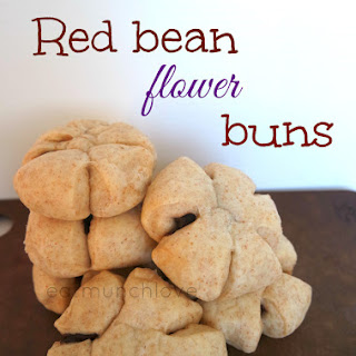 Red Bean Buns (vegan Friendly)