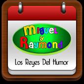 Los Reyes Del Humor