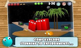 Screenshot of Bubble Blast Rescue