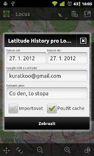 玩程式庫與試用程式App|Locus - addon Latitude History免費|APP試玩