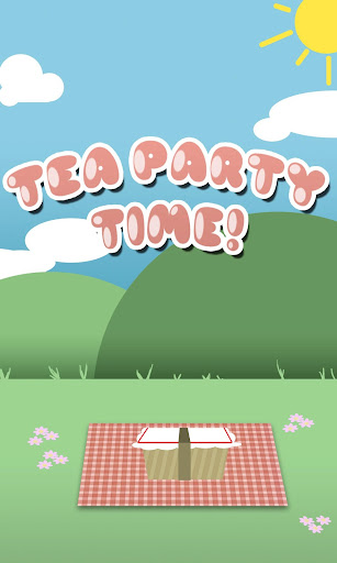 Tea Party Time FREE