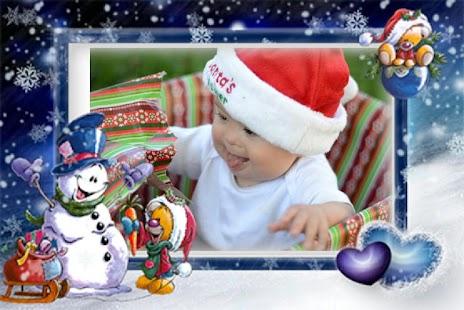 holidays christmas frames screenshot thumbnail