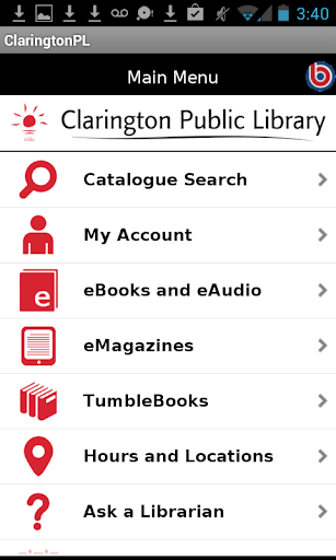 Clarington Public Library