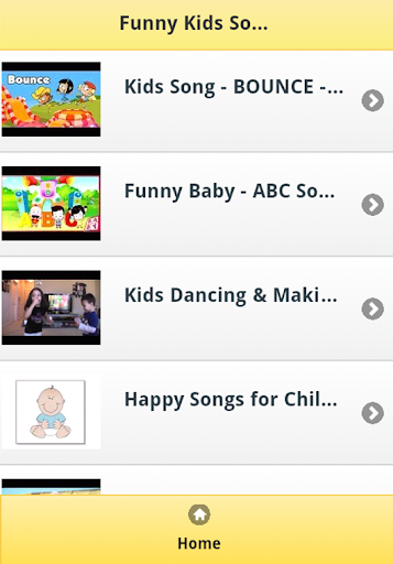 Funny Kids Songs