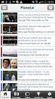 Screenshot of Planet.fr