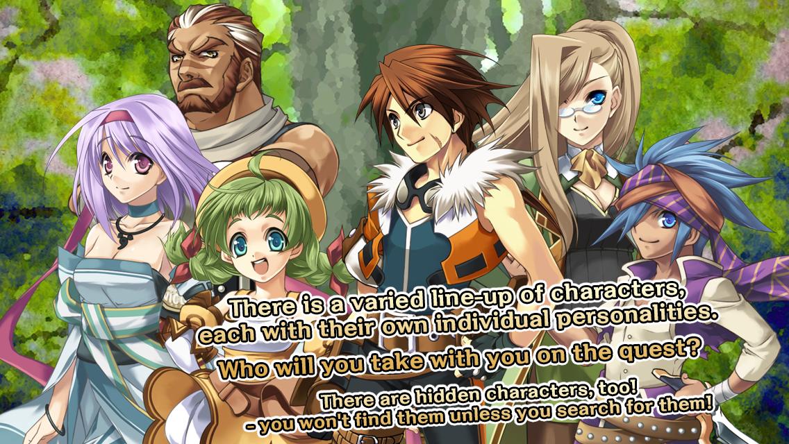 RPG Grinsia screenshot #7