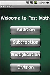 Fast Math - screenshot thumbnail
