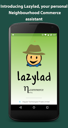 LazyLad: Neighborhood Shopping