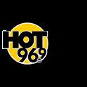 Hot 96.9 icon