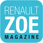 RENAULT ZOE MAG Suisse Tab