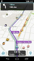Screenshot of Waze Social GPS Maps & Traffic
