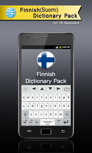 Finnish for TS Keyboard