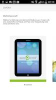 Screenshot of appear2media