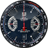 XL Tag Heuer Clock Widget