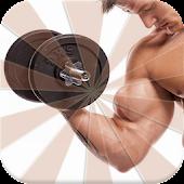Dumbbell Exercises for Man