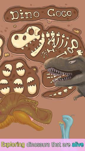 Dino Game and Adventure -Coco1 2.6 screenshots 1