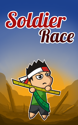 Soldier Racing Game